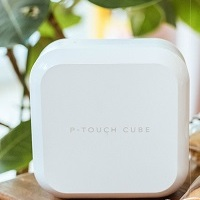 【P-TOUCH CUBE】公式サイト