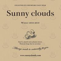 『Sunny clouds』公式ウェブサイト
