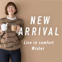 『Live in comfort』冬のおすすめ一覧