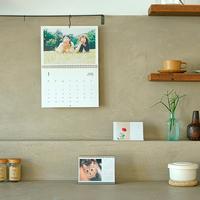 写真でつくるオリジナルカレンダー|コイデカメラ