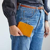 【バックナンバー】買い替えるのは春がおすすめ!今から永く使いたい『がま口財布』