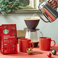 「Starbucks® coffee at home」公式サイト