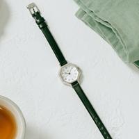 【バックナンバー】ヴィンテージライクな《RIKI八角時計シリーズ》