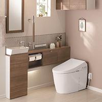【バックナンバー】生活感のない、おしゃれな空間に。トイレを快適に整えるアイデア