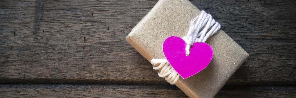 バレンタインに使いたいラッピング特集