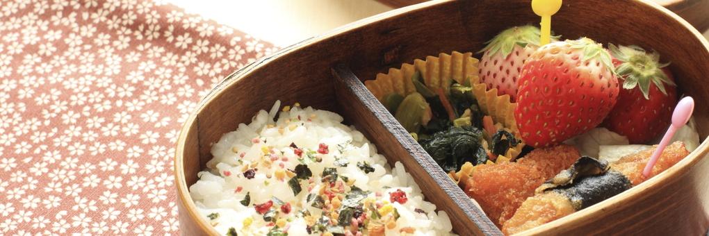 ピクニックやお花見に*手作りお弁当特集
