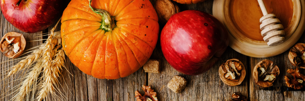 秋の食材特集