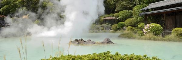 九州の温泉特集