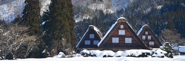 岐阜県の観光スポット特集