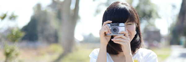 vol.2 Rie-Came・宇津木りえさん -フィルムカメラの良さを伝えていきたい