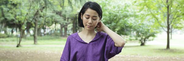 vol.10 stand -デザインと色が物語でつながるような服を