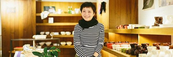 """vol.21 Found MUJI・矢野直子さん-""""なんでもないモノ""""に価値を見出すことで、暮らしはもっと豊かになる"""