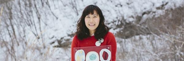 vol.31 点と線模様製作所・岡理恵子さん -北で見つけた 「土地」と「ものづくり」が繋がる場所