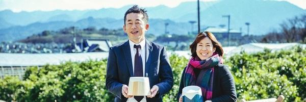 vol.55 YUIRO 日本の温泉文化を届けたい。愛媛発・現代の湯道具たち