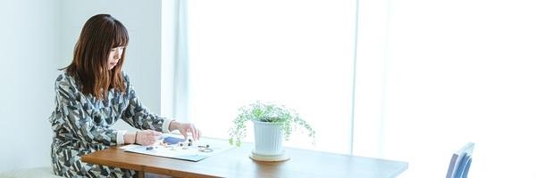 vol.54 lito ao・青木敬子さん–凜として柔らかく。気持ちを整えるアクセサリーを作りたい