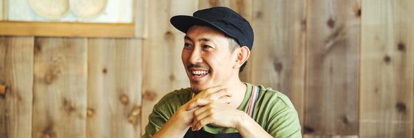 vol.67 かぐとぬり Nushisa・竹俣圭清さん -家庭の食卓をもっと心地よくする道具を