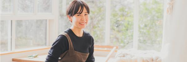 vol.96 neulo・熊谷美沙子さん -逆境をチャンスに変えて。 強くやさしいタペストリーを編む人