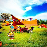 Go To CAMP!Instagramでとっても楽しそうなキャンプ模様まとめました