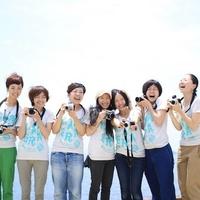 7人の女性の視点でとらえる島の日々。「小豆島カメラ」が素敵♪
