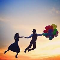 空を飛んでるみたい!halnoさんの撮る夢いっぱいの浮遊写真が世界中で大人気♪
