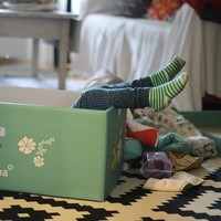 赤ちゃんへ一番最初のプレゼント。フィンランドの「マタニティーパッケージ」がすごい!