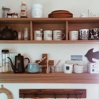 素敵です!Instagramで見つけた「魅せるキッチン」大集合♫