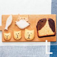 かわいくて食べられない!キュートで美味しい猫モチーフ和洋のお菓子