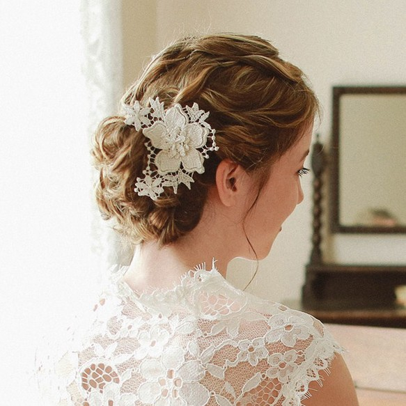 Wedding Hairstyle App: ため息が出るほど美しい「ウェディングアクセサリー」