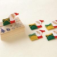 """ちょっぴり""""和""""なサンタさん。中川政七商店で探すクリスマスグッズ"""