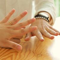 2人だけの指輪を手作りしよう*【NAMELESS RING】の指輪制作キット