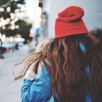 冬本番!ニット帽とヘアアレンジを合わせれば、冬のコーデも無限大♪