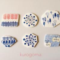 アクセサリーブランド【Kurogoma.】のデザインがとってもかわいい♡