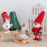 今年は北欧クリスマス☆デンマークの妖精「ニッセ」をお部屋に招こう