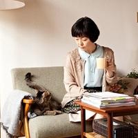 「かもめ食堂」のスタッフが手がける「パンとスープとネコ日和」が気になる!