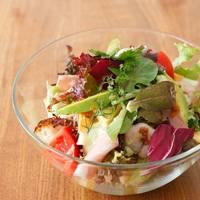 アフタヌーンティーがお手本!サラダサンドで野菜をおいしくたっぷり食べよう
