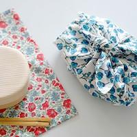 真っ直ぐ縫うだけの簡単ソーイング。オリジナルの【お弁当包み】を作ってみよう♪