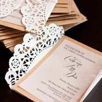 一生に一度の結婚式♡ 気持ちのこもったオリジナル招待状を手作りしよう