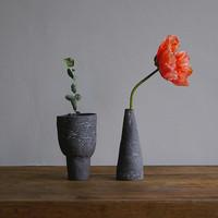 無機質なのにあたたかい。釉薬の質感が美しいSŌK(ソーク)の陶芸作品たち