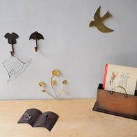 金属が織りなすあたたかな世界。【charan】山田亜衣さんの作品たち