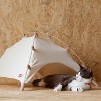 猫ちゃんの秘密基地♪ペット用テント「#catstudyhouse」って知ってる?