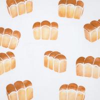 パンにフルーツ。かわいくてちょっぴり懐かしい「アケモドロ」の手ぬぐいたち