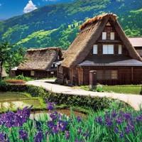 古き良き日本の美しい風景。富山の世界遺産「五箇山」を観光しよう