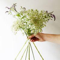 「好き」を束ねよう。贈り物に、ウェディングに。素敵な花束の作り方