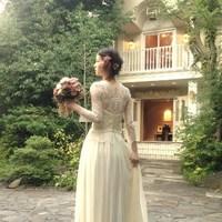 ナチュラル派さんに大人気!ドレスショップポエティカで作る、理想の花嫁