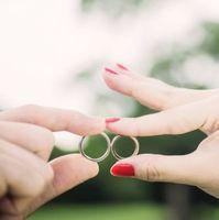 職人さんが作るオーダーメイドの結婚指輪◎