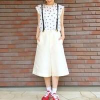 ゆったり履けて、動きやすい♪ スカートのようなパンツ『キュロット』を日常スタイルに!
