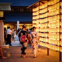 一度は行ってみたい! 日本の夏祭りで季節の匂いを感じよう。