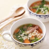 夏の冷え対策にも◎「具だくさんスープ」でカラダの中からきれいになろう♪