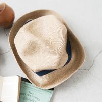 いよいよ夏本番♪ コーディネートに取り入れたいおしゃれ&機能的な帽子たち