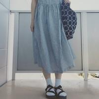 ナチュラルスタイルにぴったり。<サンダル×靴下>のコーディネート大研究!